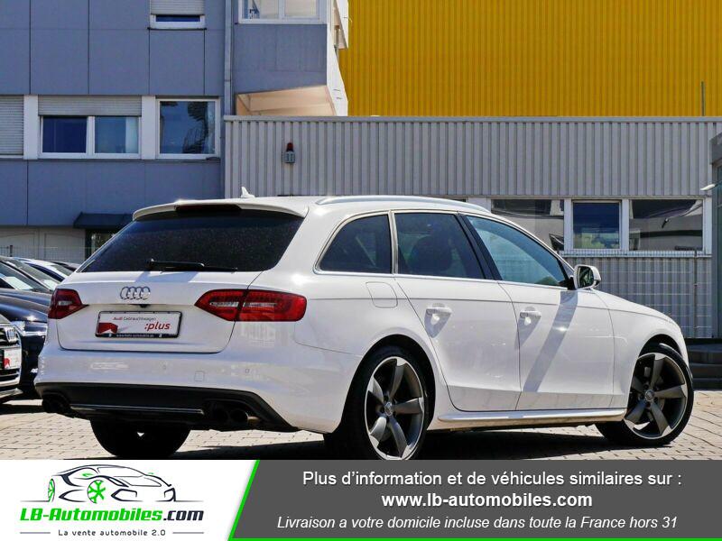 Audi S4 V6 3.0 TFSI 333 / Quattro S-Tronic Blanc occasion à Beaupuy - photo n°2