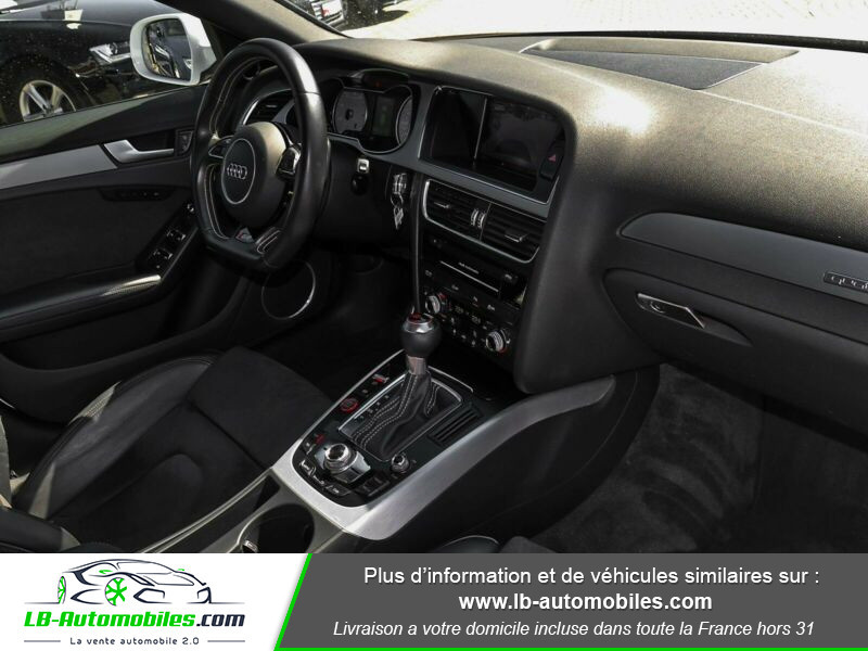 Audi S4 V6 3.0 TFSI 333 / Quattro S-Tronic Blanc occasion à Beaupuy - photo n°8