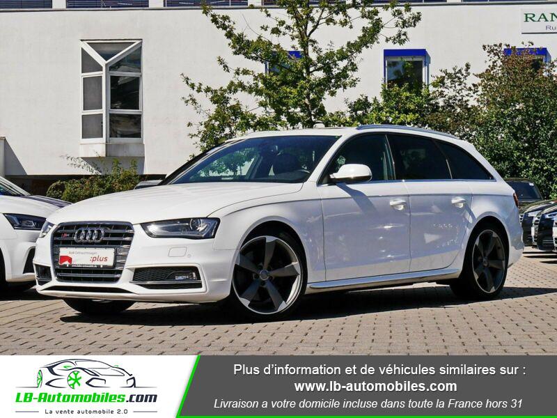 Audi S4 V6 3.0 TFSI 333 / Quattro S-Tronic Blanc occasion à Beaupuy