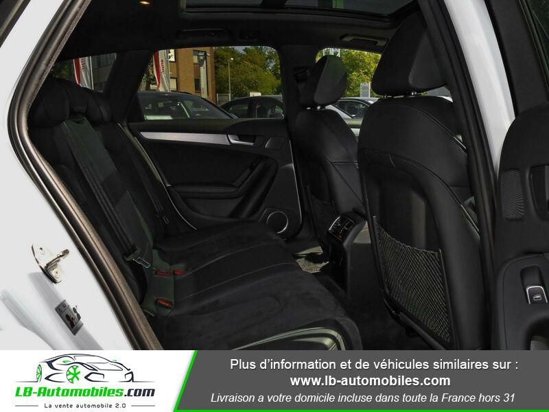 Audi S4 V6 3.0 TFSI 333 / Quattro S-Tronic Blanc occasion à Beaupuy - photo n°6