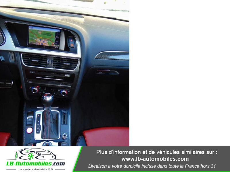 Audi S4 V6 3.0 TFSI 354 Tiptronic 8 Quattro Noir occasion à Beaupuy - photo n°8