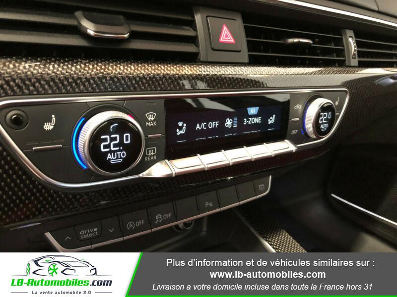 Audi S4 V6 3.0 TFSI 354 Tiptronic 8 Quattro Gris occasion à Beaupuy - photo n°8