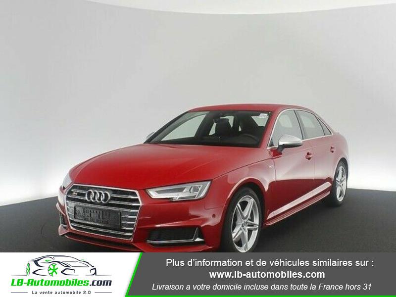Audi S4 V6 3.0 TFSI 354 Tiptronic 8 Quattro Rouge occasion à Beaupuy