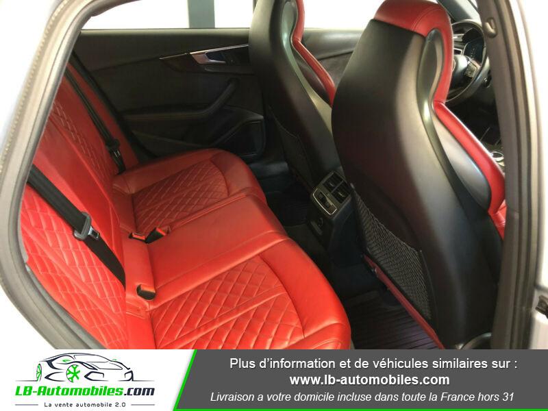Audi S4 V6 3.0 TFSI 354 Tiptronic 8 Quattro Gris occasion à Beaupuy - photo n°7