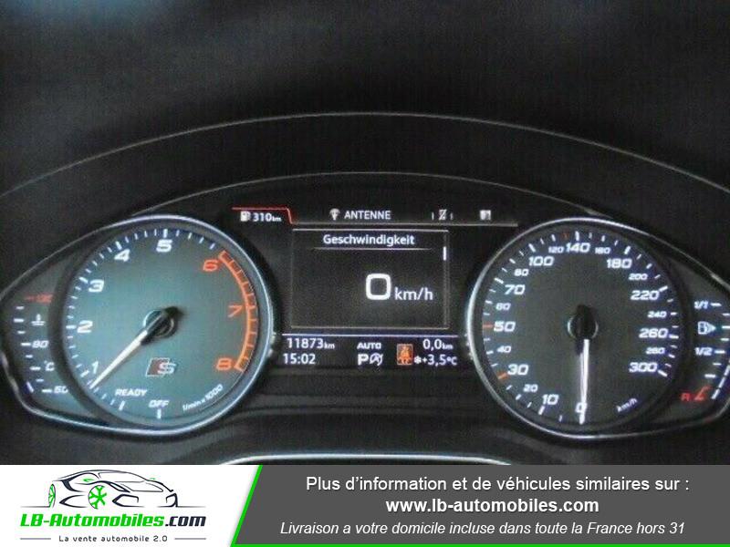 Audi S4 V6 3.0 TFSI 354 Tiptronic 8 Quattro Noir occasion à Beaupuy - photo n°4