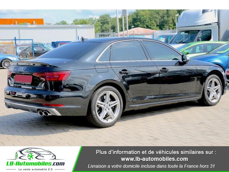 Audi S4 V6 3.0 TFSI 354 Tiptronic 8 Quattro Noir occasion à Beaupuy - photo n°3