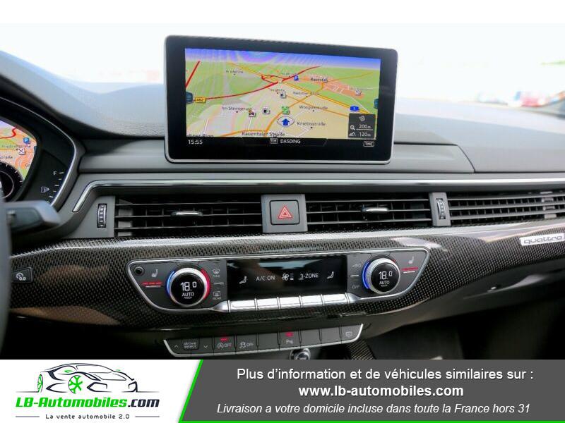 Audi S4 V6 3.0 TFSI 354 Tiptronic 8 Quattro Noir occasion à Beaupuy - photo n°15