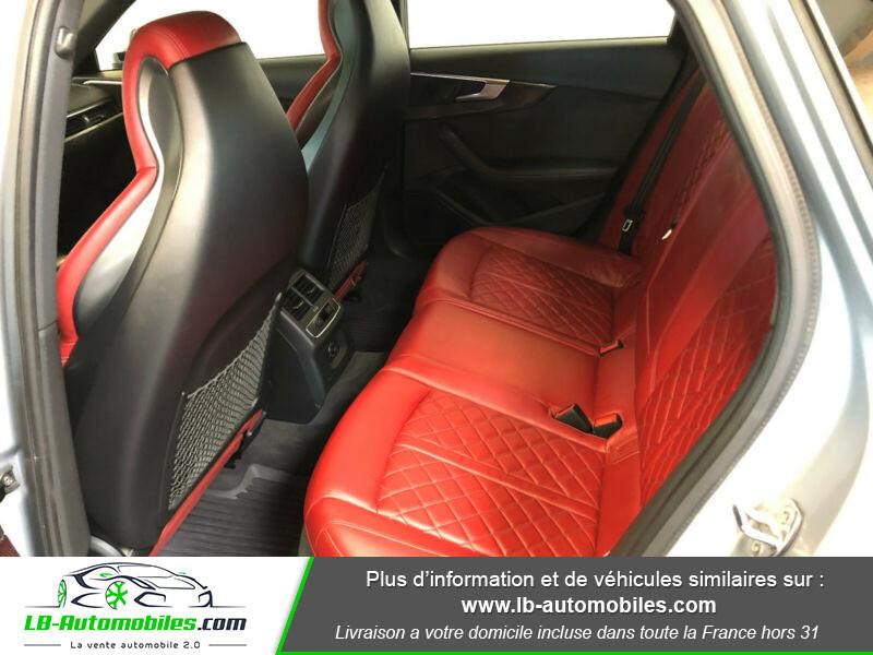 Audi S4 V6 3.0 TFSI 354 Tiptronic 8 Quattro Gris occasion à Beaupuy - photo n°5