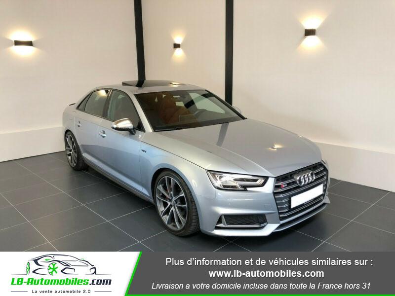 Audi S4 V6 3.0 TFSI 354 Tiptronic 8 Quattro Gris occasion à Beaupuy - photo n°11