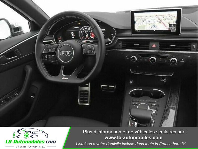 Audi S4 V6 3.0 TFSI 354 Tiptronic 8 Quattro Rouge occasion à Beaupuy - photo n°2