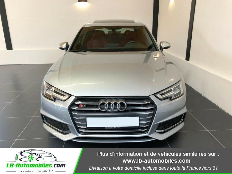 Audi S4 V6 3.0 TFSI 354 Tiptronic 8 Quattro Gris occasion à Beaupuy