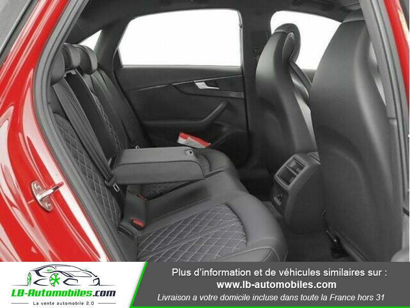 Audi S4 V6 3.0 TFSI 354 Tiptronic 8 Quattro Rouge occasion à Beaupuy - photo n°6