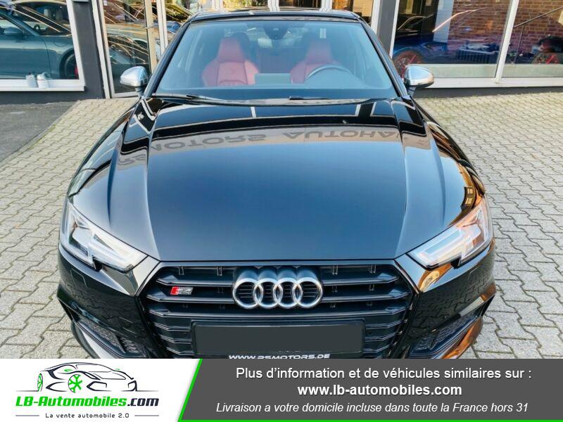 Audi S4 V6 3.0 TFSI 354 Tiptronic 8 Quattro Noir occasion à Beaupuy - photo n°11