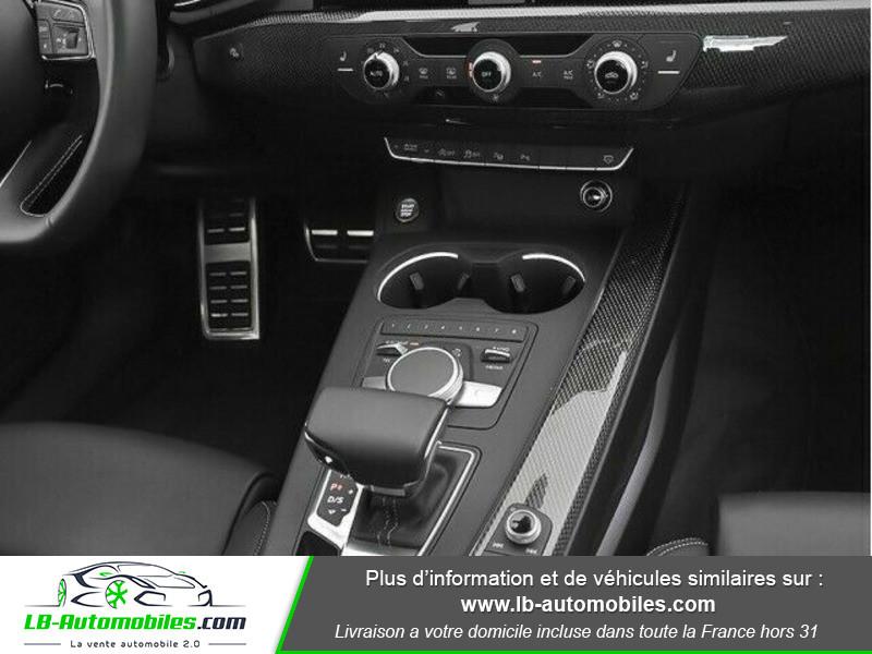 Audi S4 V6 3.0 TFSI 354 Tiptronic 8 Quattro Rouge occasion à Beaupuy - photo n°8