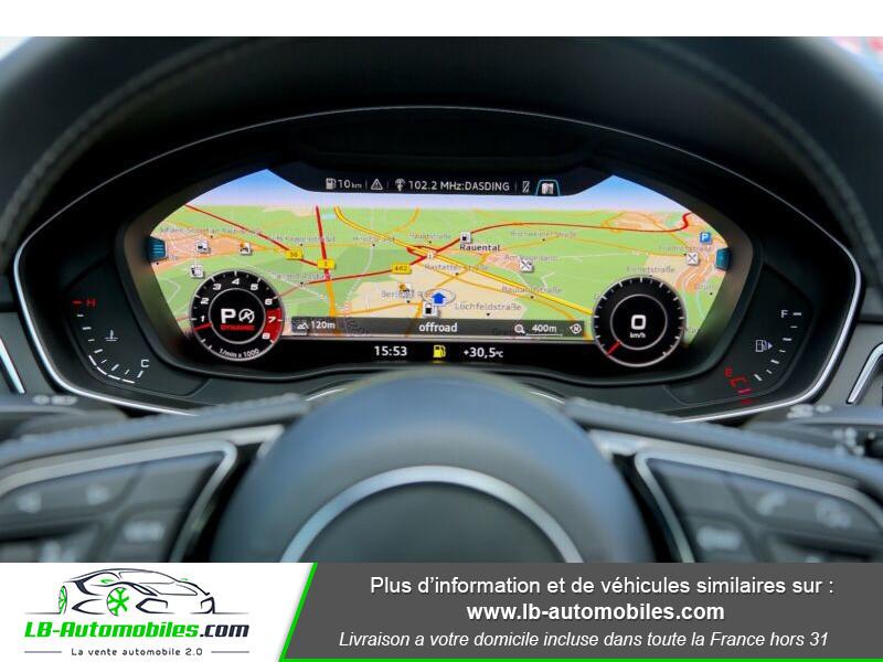Audi S4 V6 3.0 TFSI 354 Tiptronic 8 Quattro Noir occasion à Beaupuy - photo n°16