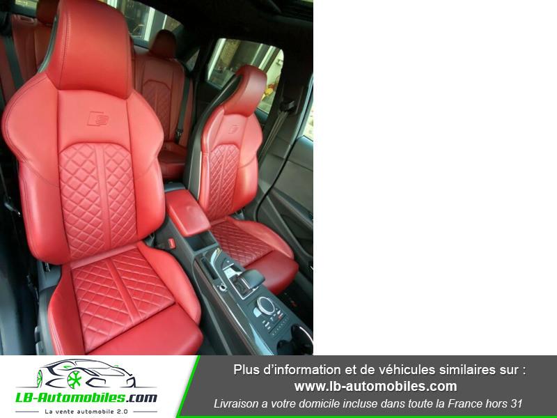 Audi S4 V6 3.0 TFSI 354 Tiptronic 8 Quattro Noir occasion à Beaupuy - photo n°12