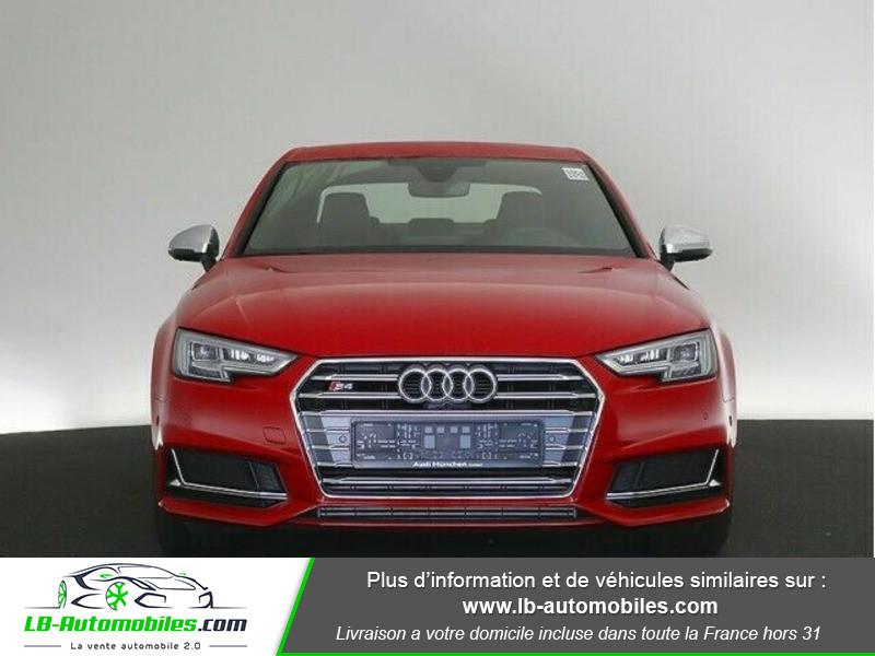 Audi S4 V6 3.0 TFSI 354 Tiptronic 8 Quattro Rouge occasion à Beaupuy - photo n°12