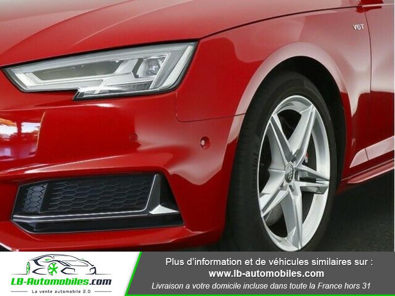 Audi S4 V6 3.0 TFSI 354 Tiptronic 8 Quattro Rouge occasion à Beaupuy - photo n°4