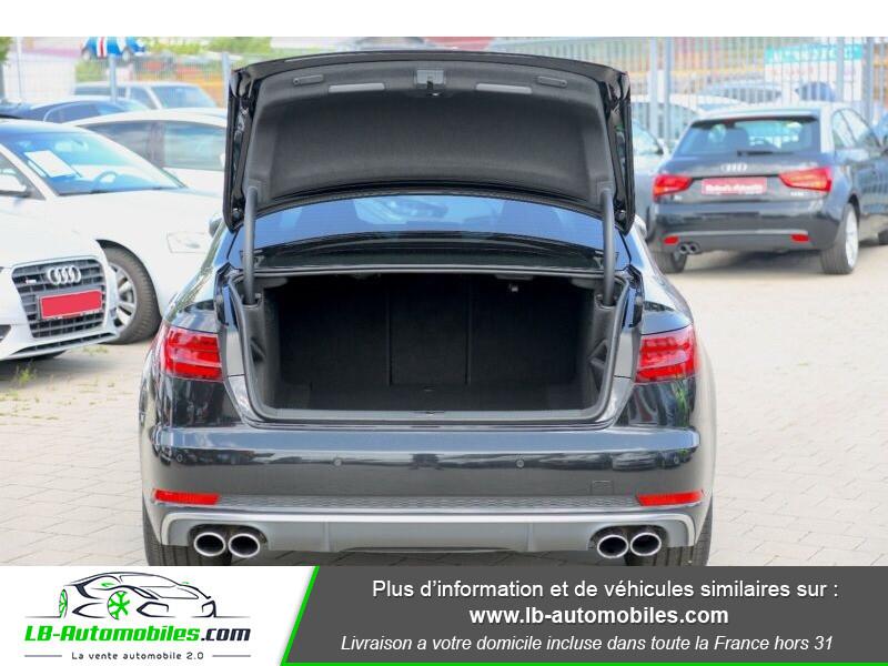 Audi S4 V6 3.0 TFSI 354 Tiptronic 8 Quattro Noir occasion à Beaupuy - photo n°5