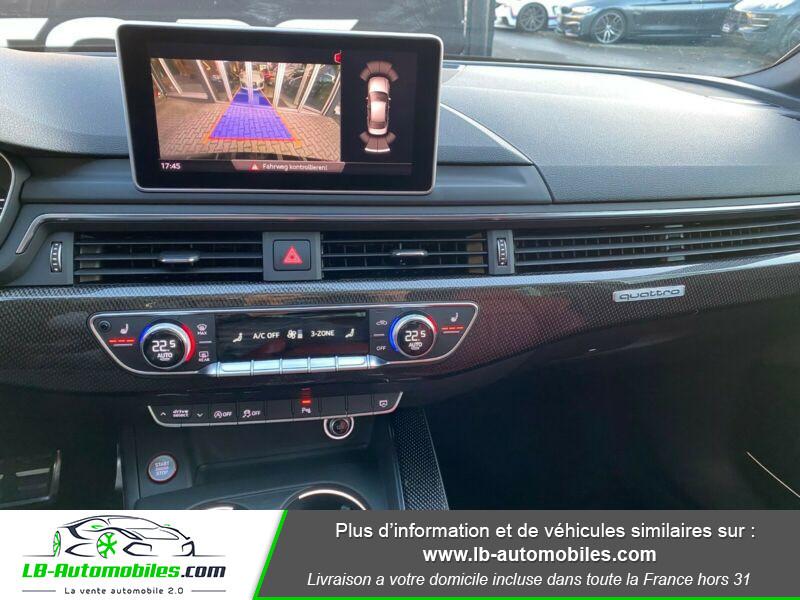 Audi S4 V6 3.0 TFSI 354 Tiptronic 8 Quattro Noir occasion à Beaupuy - photo n°13
