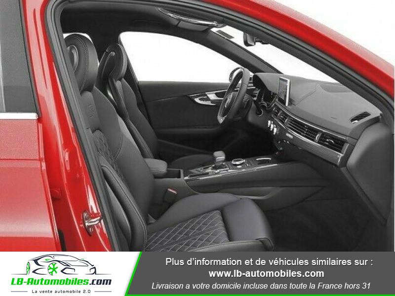 Audi S4 V6 3.0 TFSI 354 Tiptronic 8 Quattro Rouge occasion à Beaupuy - photo n°5