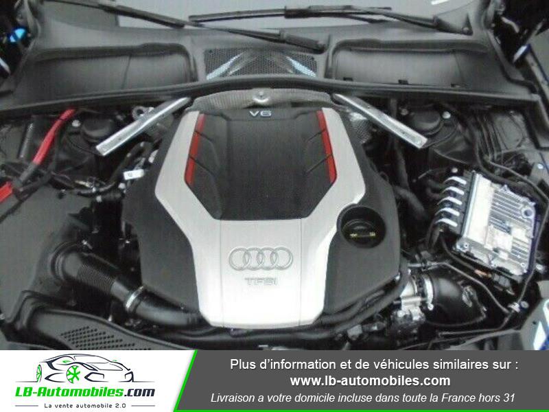 Audi S4 V6 3.0 TFSI 354 Tiptronic 8 Quattro Noir occasion à Beaupuy - photo n°14