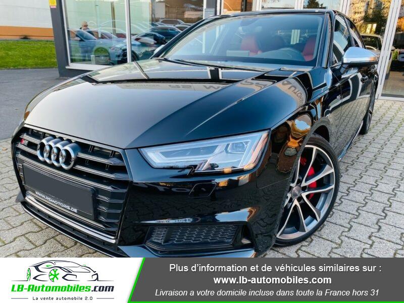 Audi S4 V6 3.0 TFSI 354 Tiptronic 8 Quattro Noir occasion à Beaupuy