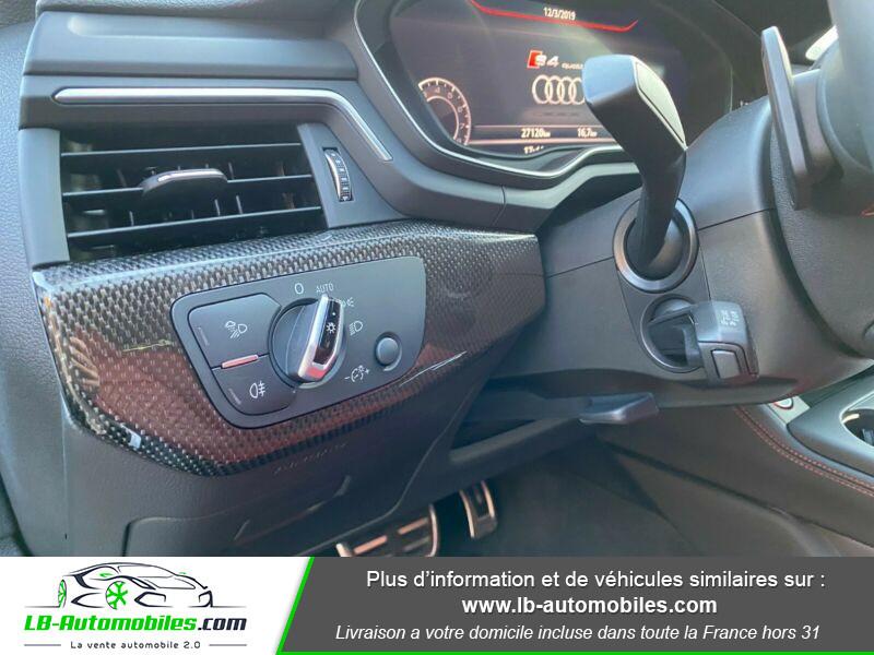 Audi S4 V6 3.0 TFSI 354 Tiptronic 8 Quattro Noir occasion à Beaupuy - photo n°17