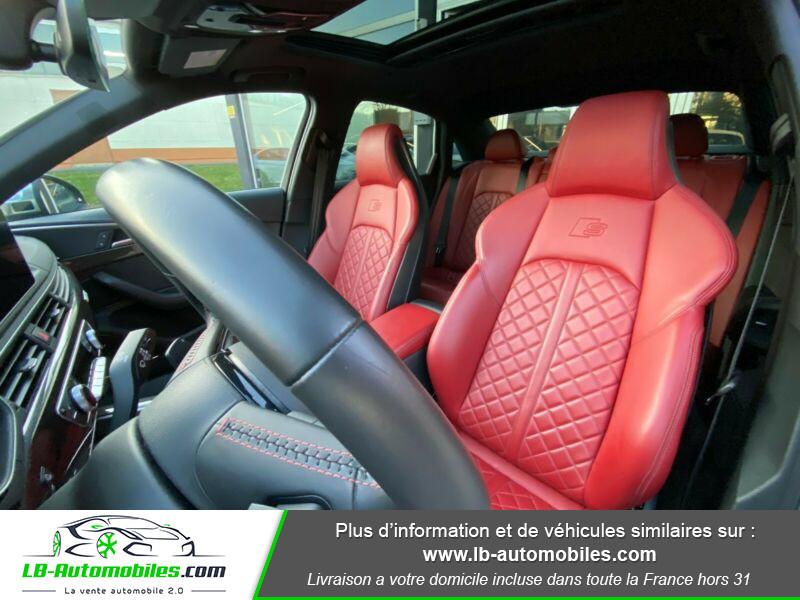 Audi S4 V6 3.0 TFSI 354 Tiptronic 8 Quattro Noir occasion à Beaupuy - photo n°18