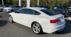 Audi S5 Sportback 3.0 V6 TFSI 333ch quattro S tronic 7 Euro6 Blanc à La Rochelle 17