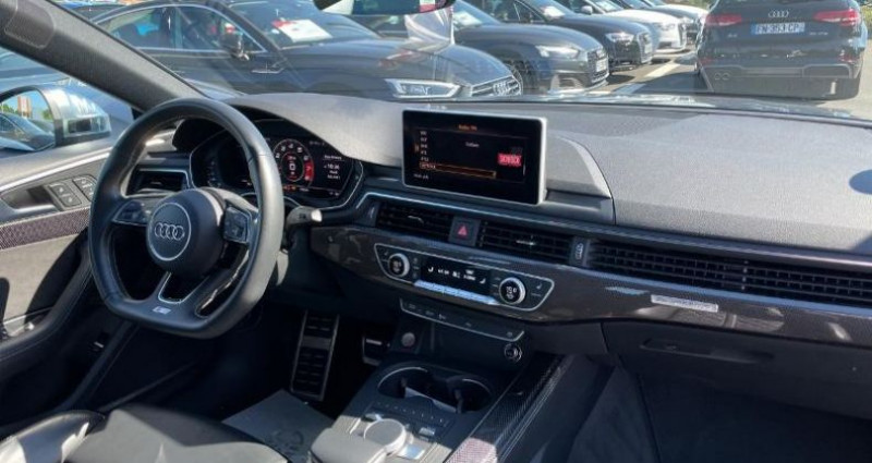 Audi S5 Sportback 3.0 V6 TFSI 354ch quattro tiptronic 8 Gris occasion à La Rochelle - photo n°6
