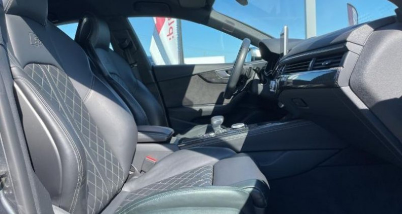 Audi S5 Sportback 3.0 V6 TFSI 354ch quattro tiptronic 8 Gris occasion à La Rochelle - photo n°7