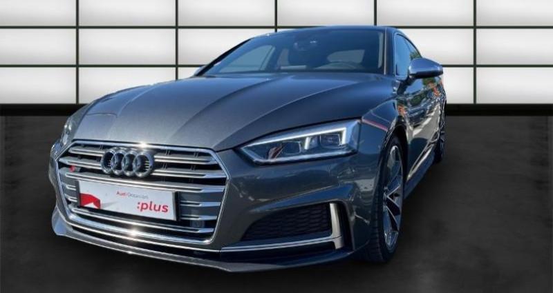 Audi S5 Sportback 3.0 V6 TFSI 354ch quattro tiptronic 8 Gris occasion à La Rochelle