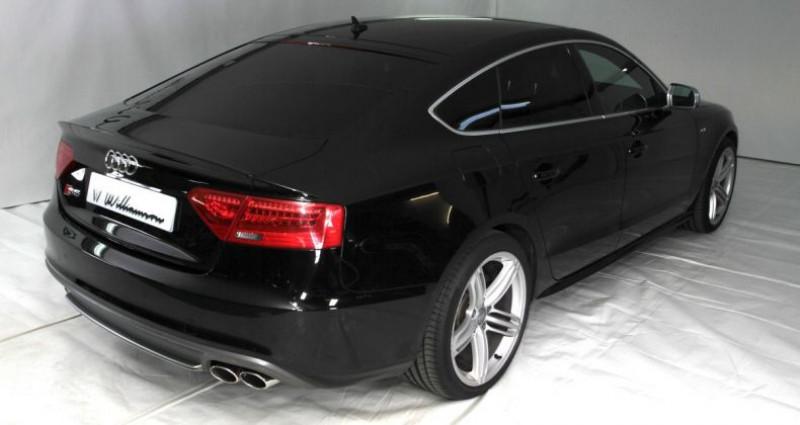 Audi S5 Sportback quattro 3.0 tfsi s tronic 1 Noir occasion à Neuilly Sur Seine - photo n°4