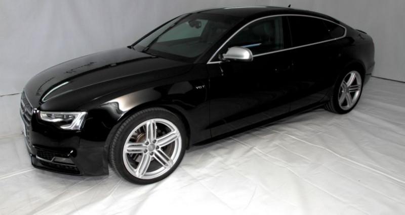 Audi S5 Sportback quattro 3.0 tfsi s tronic 1 Noir occasion à Neuilly Sur Seine - photo n°3