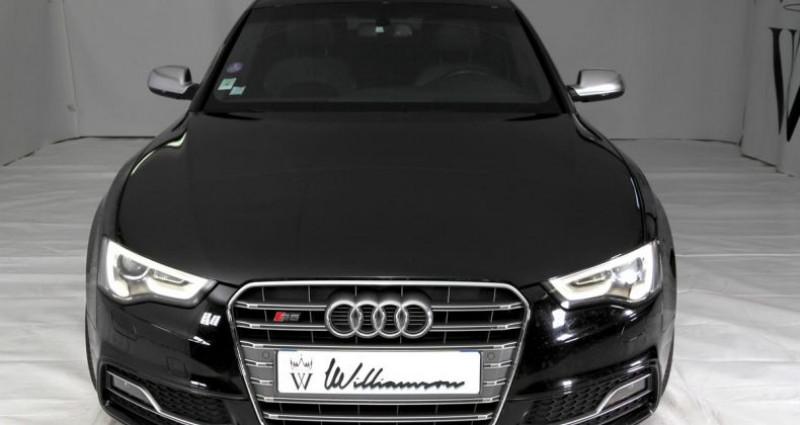 Audi S5 Sportback quattro 3.0 tfsi s tronic 1 Noir occasion à Neuilly Sur Seine - photo n°2