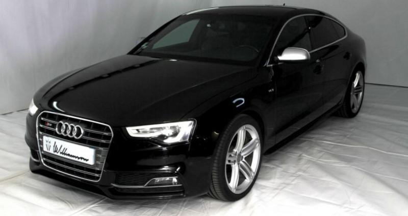 Audi S5 Sportback quattro 3.0 tfsi s tronic 1 Noir occasion à Neuilly Sur Seine