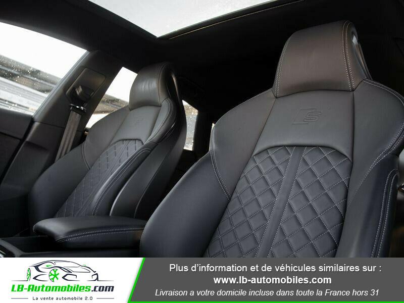 Audi S5 Sportback TDI Tiptronic 8 Quattro Gris occasion à Beaupuy - photo n°4
