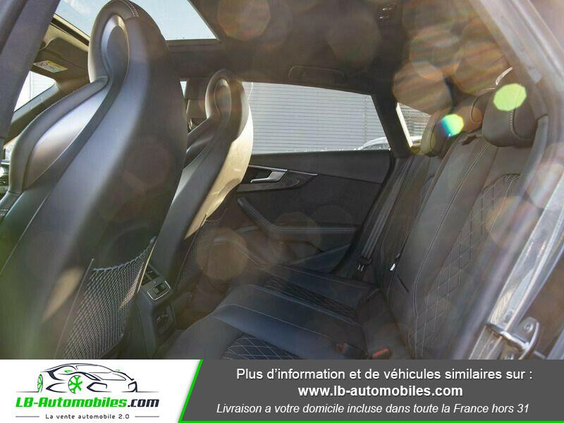Audi S5 Sportback TDI Tiptronic 8 Quattro Gris occasion à Beaupuy - photo n°5