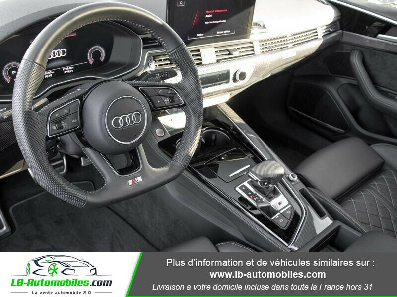 Audi S5 Sportback TDI Tiptronic 8 Quattro Gris occasion à Beaupuy - photo n°2