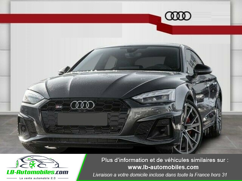 Audi S5 Sportback TDI Tiptronic 8 Quattro Gris occasion à Beaupuy