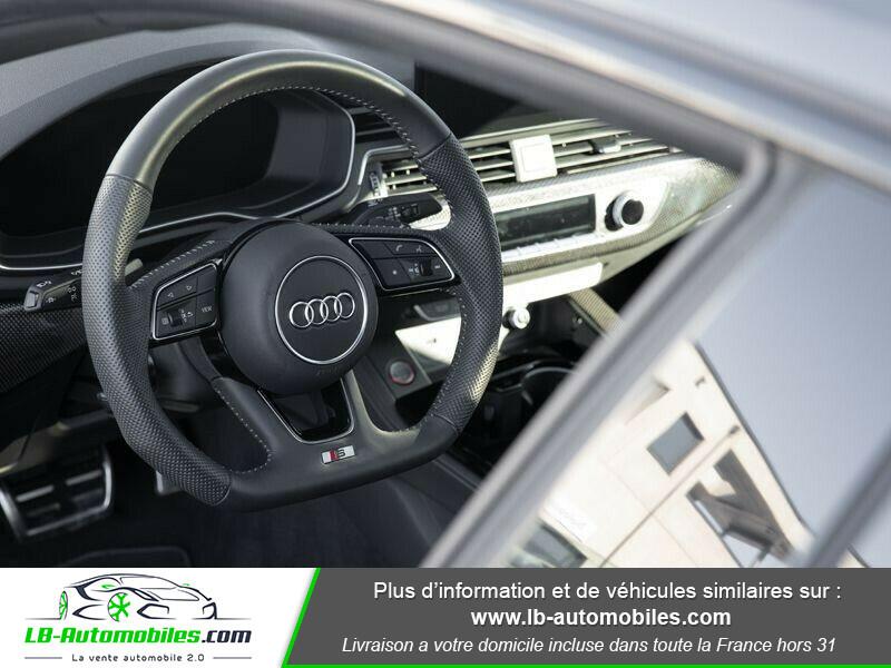Audi S5 Sportback TDI Tiptronic 8 Quattro Gris occasion à Beaupuy - photo n°7