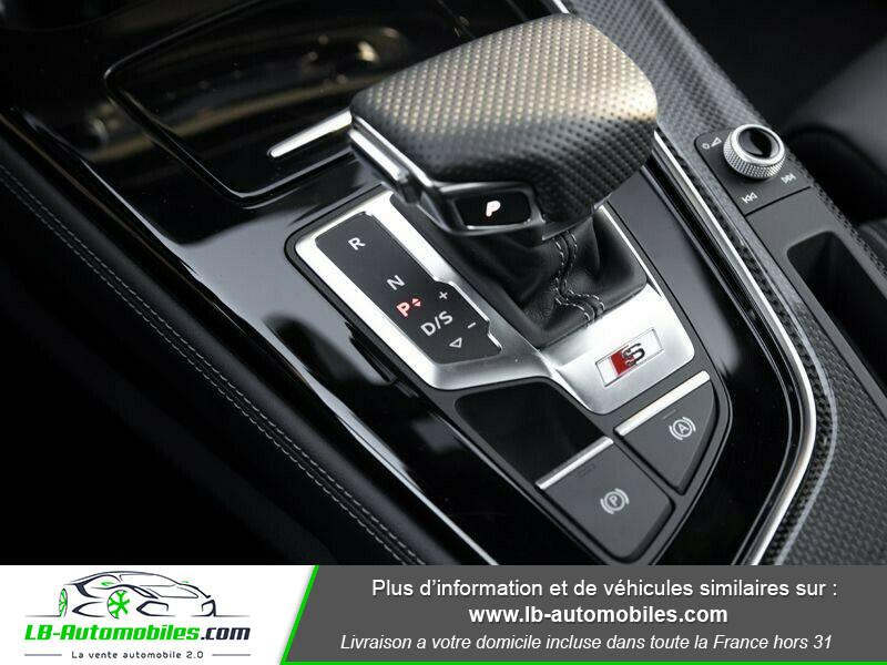 Audi S5 Sportback TDI Tiptronic 8 Quattro Gris occasion à Beaupuy - photo n°8