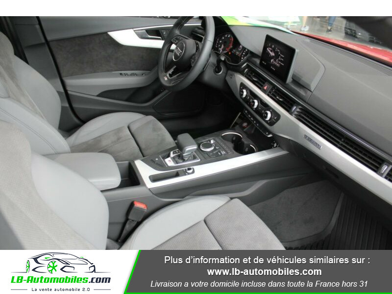 Audi S5 Sportback V6 3.0 TFSI 354 / Tiptronic 8 Quattro Rouge occasion à Beaupuy - photo n°5