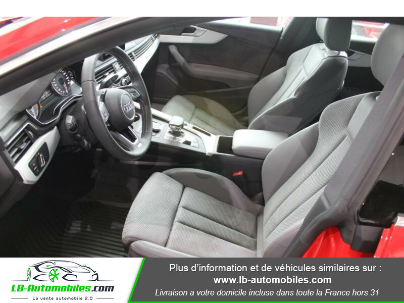 Audi S5 Sportback V6 3.0 TFSI 354 / Tiptronic 8 Quattro Rouge occasion à Beaupuy - photo n°7