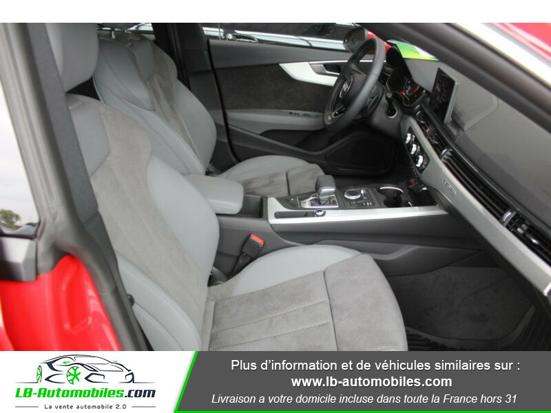 Audi S5 Sportback V6 3.0 TFSI 354 / Tiptronic 8 Quattro Rouge occasion à Beaupuy - photo n°4