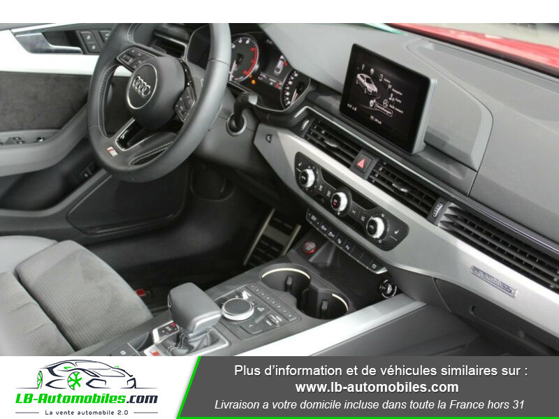 Audi S5 Sportback V6 3.0 TFSI 354 / Tiptronic 8 Quattro Rouge occasion à Beaupuy - photo n°6