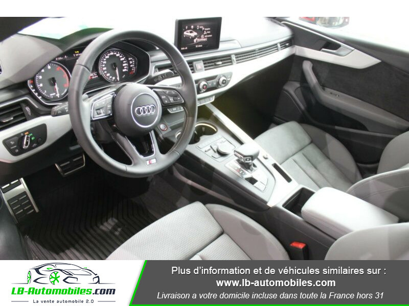 Audi S5 Sportback V6 3.0 TFSI 354 / Tiptronic 8 Quattro Rouge occasion à Beaupuy - photo n°2