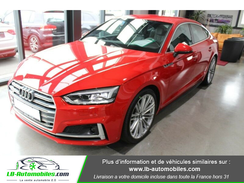 Audi S5 Sportback V6 3.0 TFSI 354 / Tiptronic 8 Quattro Rouge occasion à Beaupuy