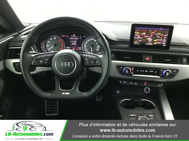 Audi S5 Sportback V6 3.0 TFSI 354 / Tiptronic 8 Quattro Blanc occasion à Beaupuy - photo n°2
